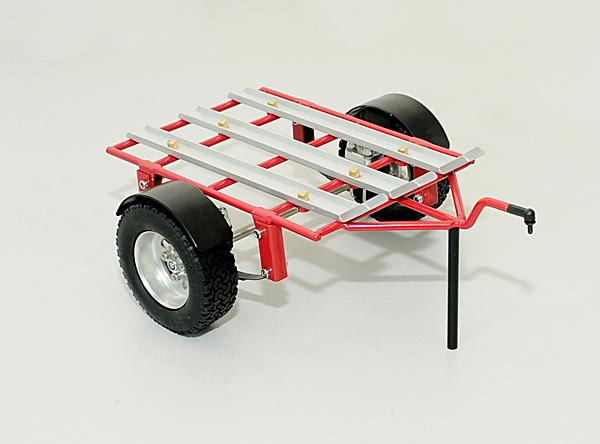 自制越野拖车设计图