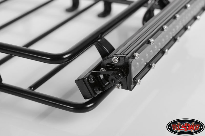 ARB 1/10 metal Roof Rack Trail Finder with Topper D110 Hex ...