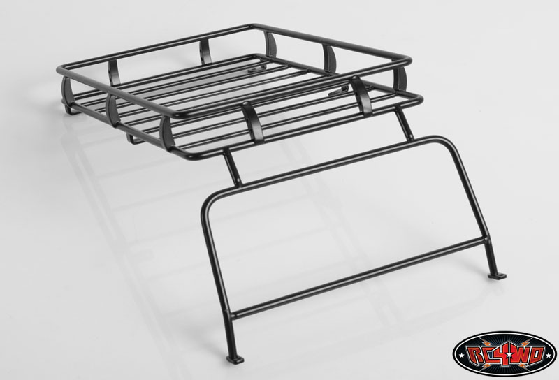 Rc4wd Arb 1 10 Roof Rack With Window Guard For Gelande Ii D90