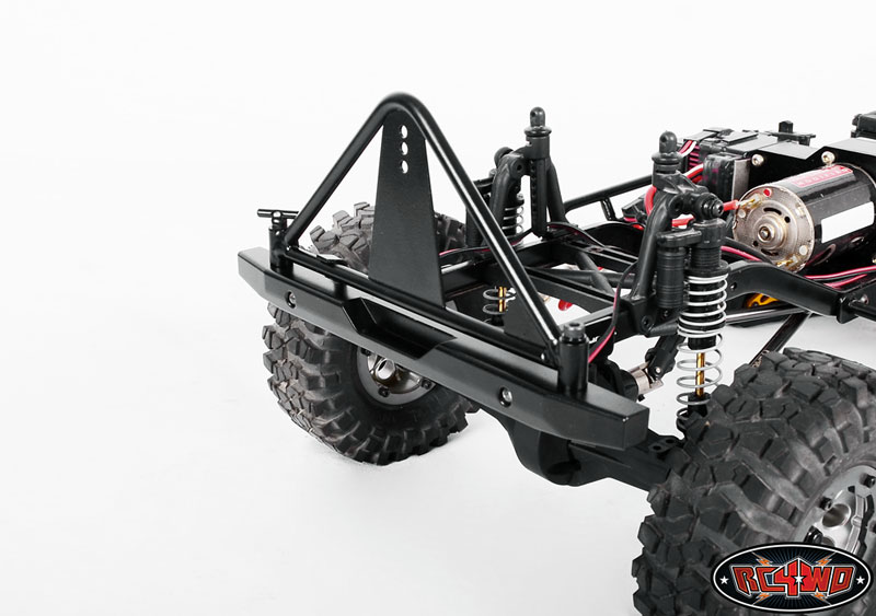 Tough Armor Spare Tire Carrier To Fit Axial Scx10 Ver 2