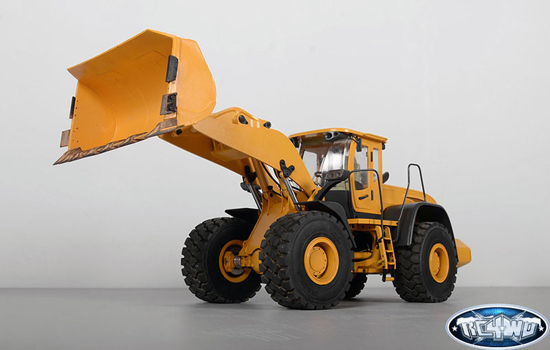 Rc Excavator Build Kits