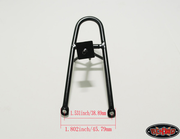 RC4WD TRUCK BED MOUNT ANGLED SPARE TIRE CARRIER