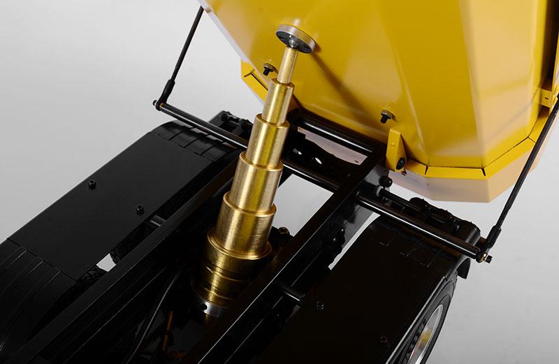 Hydraulic Dump Cylinders : Multipole hydraulic cylinder for dump truck