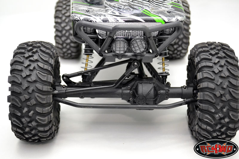 rc4wd z s0647 chassis mounted steering servo kit axial wraith