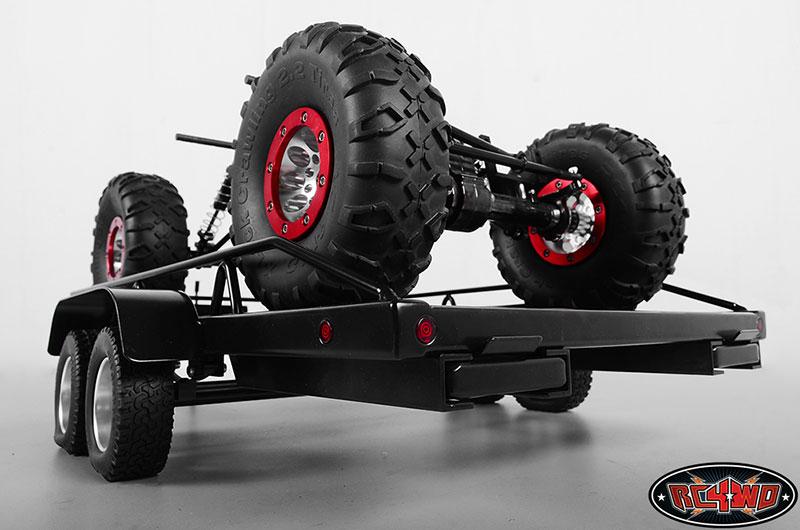 rc4wd bigdog 1  8 dual axle scale car  truck trailer rc4zh0004 - rc-hp de - traxxas
