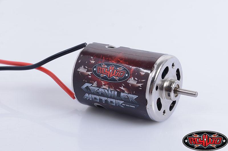 Rc4wd 540 Crawler Brushed Motor 20t Z E0065 Rc Hp De