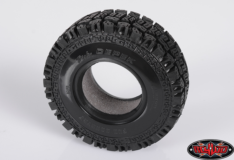 FUN COUNTRY DICK CEPEK TIRES AND WHEELS