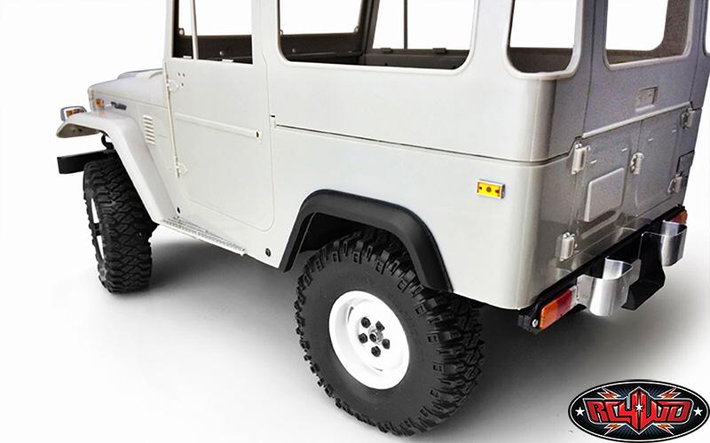 RC4WD nouveauté pour les hilux, Cruiser et Defender VVV-C0136-4