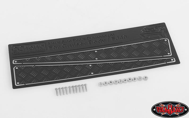 RC4WD nouveauté pour les hilux, Cruiser et Defender VVV-C0129-2