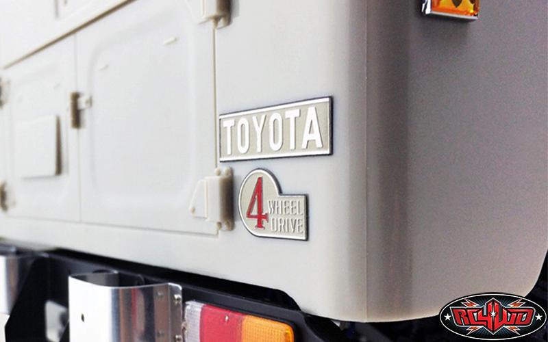 RC4WD nouveauté pour les hilux, Cruiser et Defender VVV-C0132-2