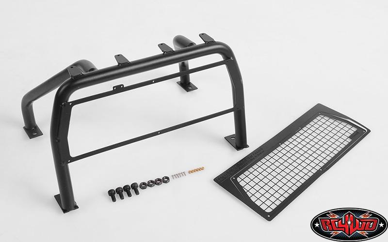 [nouveauté] RC4WD Steel Tube Rollbar Rack for TF2 Mojave VVV-C0108-5