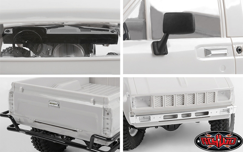 [nouveauté] RC4WD Mojave II body Z-B0084-6