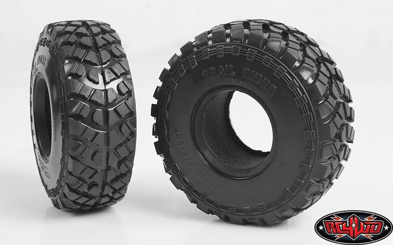 [nouveauté] RC4WD Trail Rider 1.9″ Offroad Scale Tires Z-T0136-3