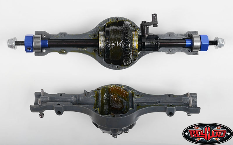 Heavy Truck Axles : Armageddon steel straight axle shaft