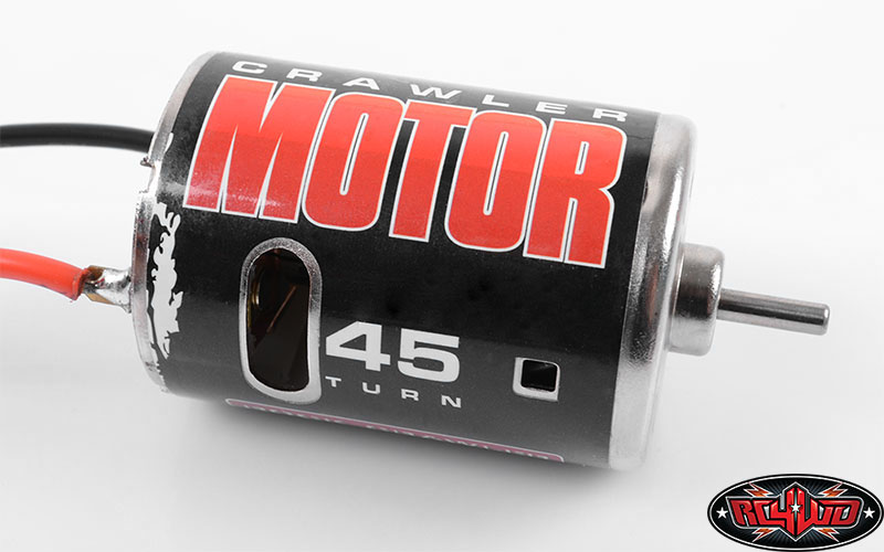 Rc4wd 45t Crawler Sealed Can Brushed Electric Motor