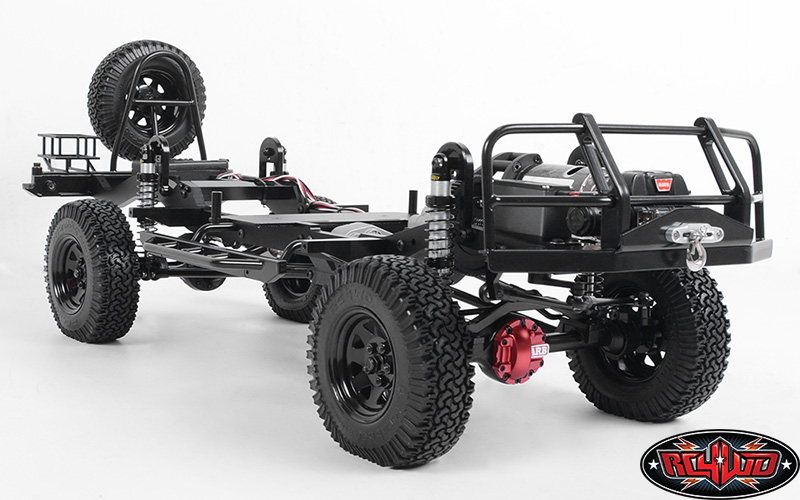Rc4wd Gelande Ii Rtr D110 Truck Kit Limited Edition