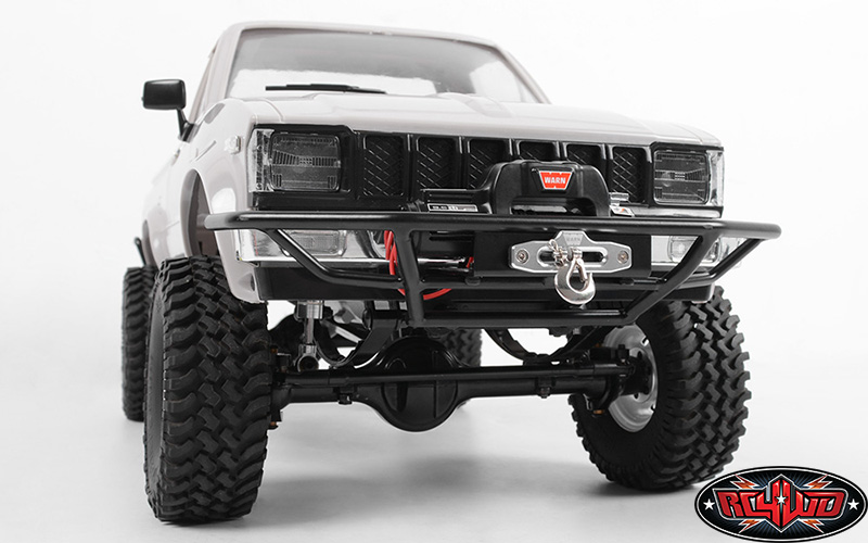 Rc4wd Marlin Crawler Front Winch Bumper For Trail Finder 2