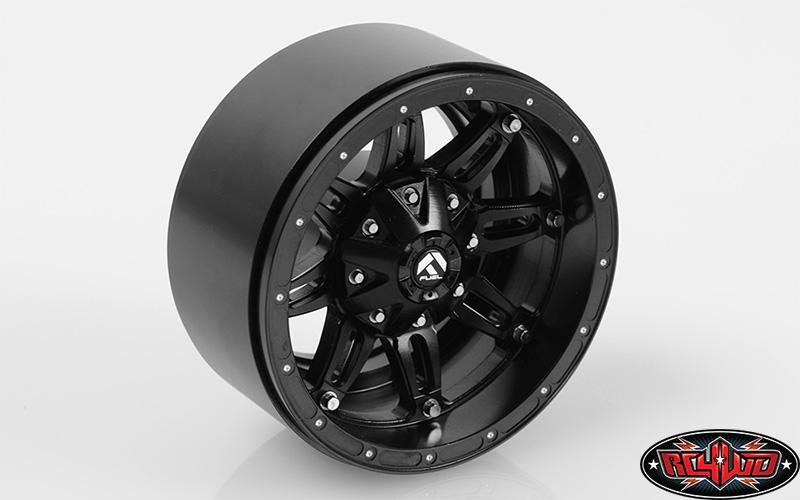 RC4WD Fuel Offroad Hostage 2.2 Beadlock Wheels Z-W0196-1
