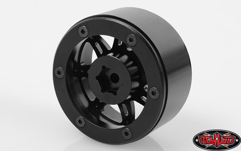RC4WD Fuel Offroad Hostage 2.2 Beadlock Wheels Z-W0196-3