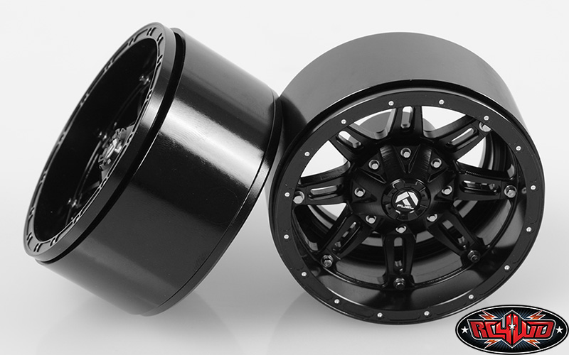 RC4WD Fuel Offroad Hostage 2.2 Beadlock Wheels Z-W0196-6