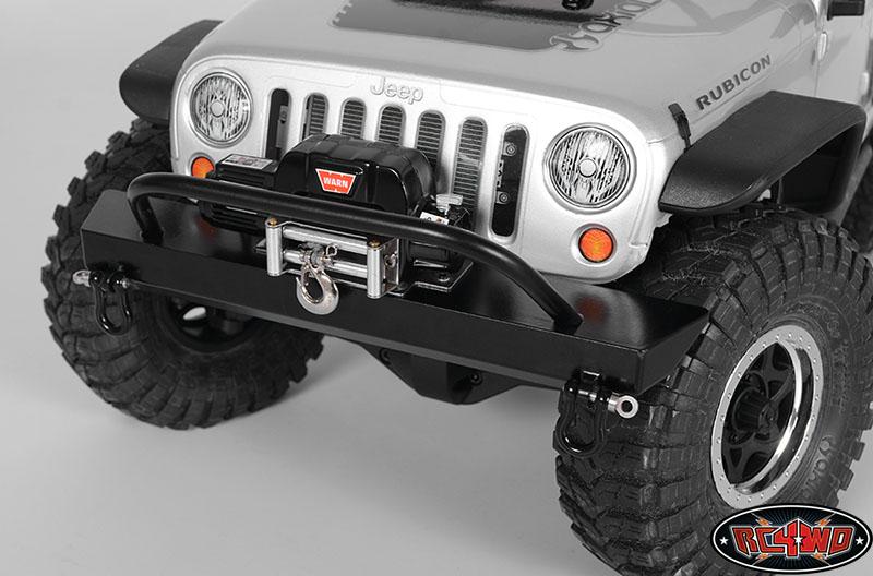 Bar Tough Wide Bumper Winch Armor With c3LqRj5A4