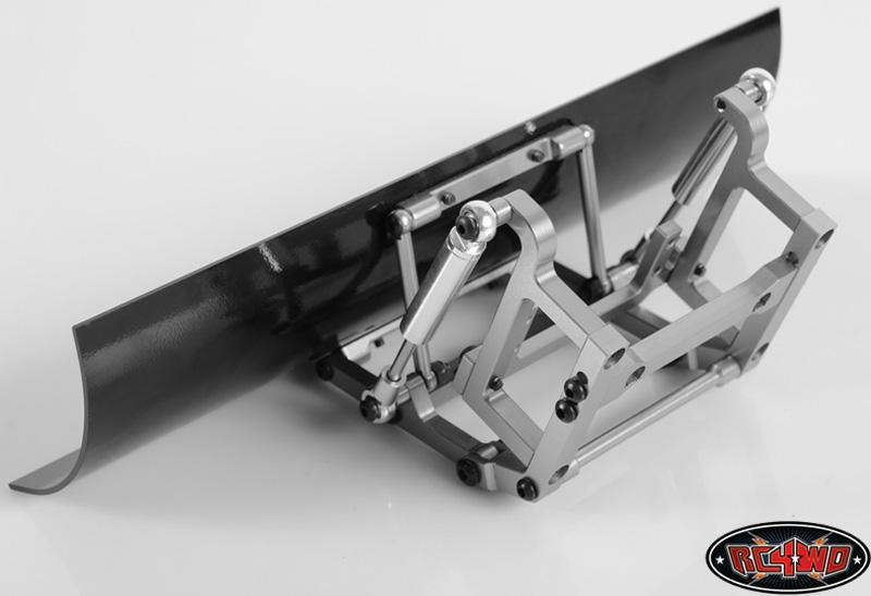 RC4WD Blade Snow Plow fits SCX10 TF2 METAL plough ...