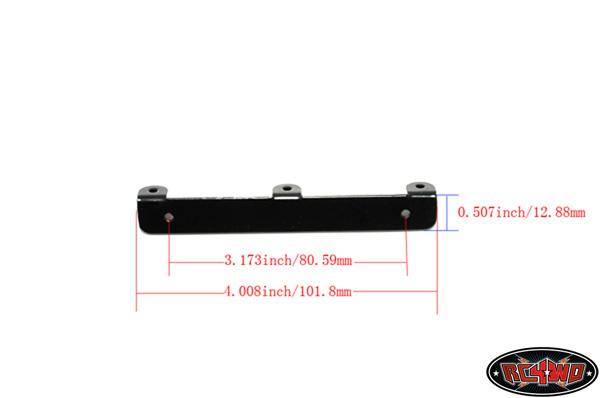 Light Metal Rpm Tf2 W Sets Proline Bar Roll Body Fits Tamiya 5R4Lq3Aj