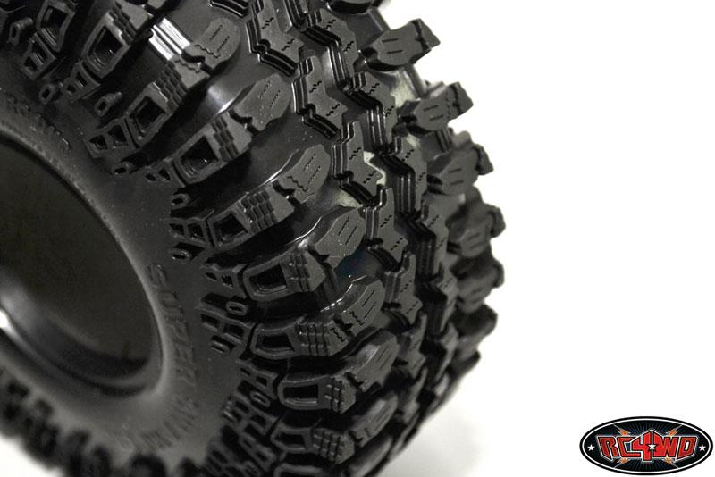 "RC4WD Interco IROK 2.2"" Super Swamper Scale Tires"