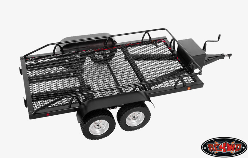 Bigdog 1 10 Dual Axle Scale Car Truck Trailer