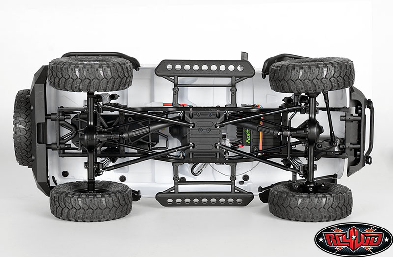 SCX10 Yota II 3 Link + Panhard Mount - RC4WD Forums