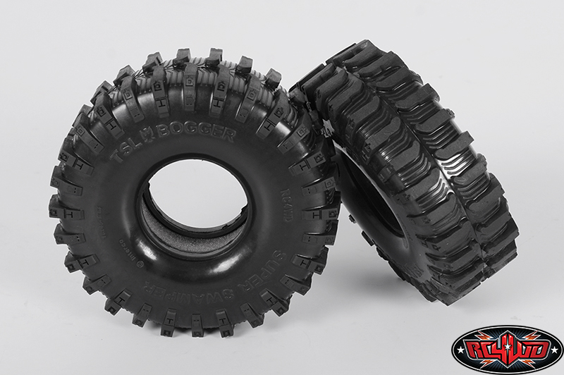 Interco Super Swamper 1 7 Tsl Bogger Scale Tyre Rc4wd Siped Scale Tire Z T0117 Rc Bitz