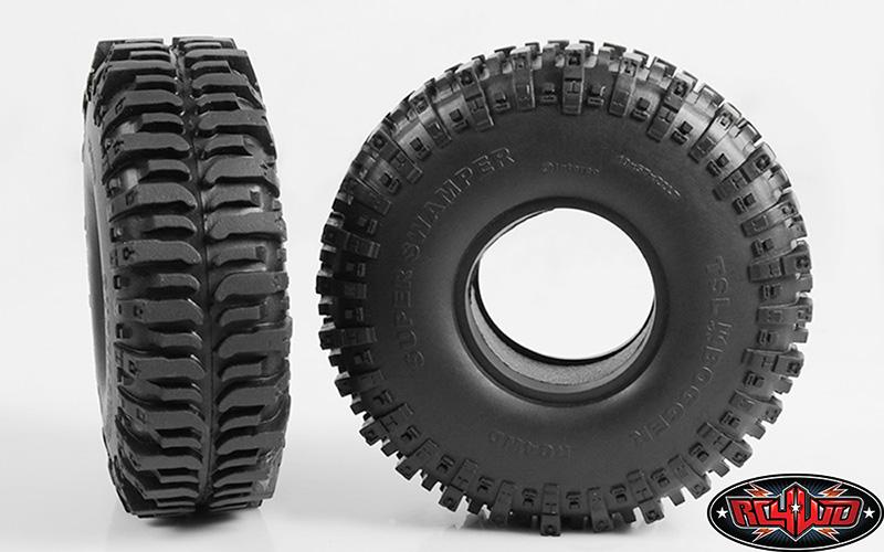 rc4wd interco super swamper 22 tslbogger scale tire
