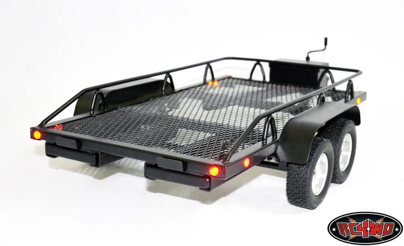Bigdog 1 10 Dual Axle Scale Car Truck Trailer