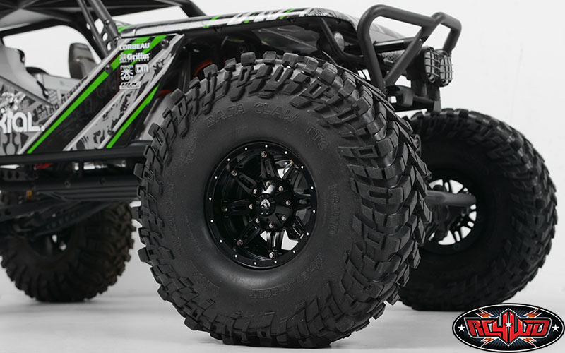 Rc4wd Fuel Offroad Hostage 2 2 Quot Beadlock Wheels