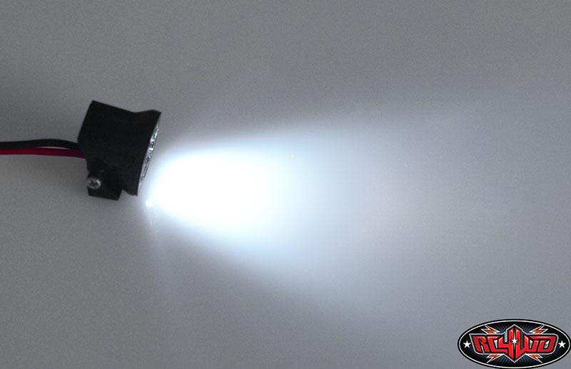 Rc4wd 1 10 Baja Designs Squadron Pro Led Lights
