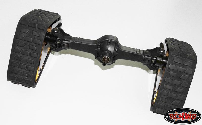 Predator Tracks Front Fitting Kit for HPI Wheely/Crawler King Axle